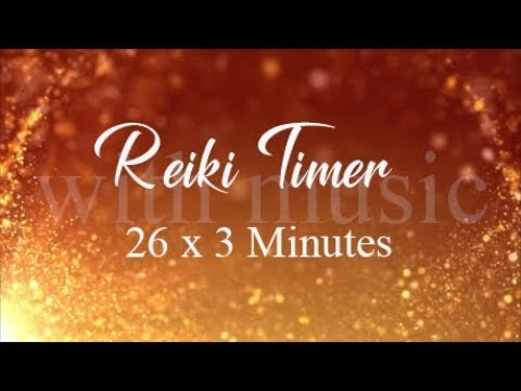 Ads Textimage 3 Minute Reiki Timers  C2 B7 Music